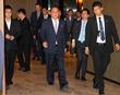리용호 외무상 등 北 대표단, ARF 참석자 싱가포르 도착