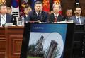 [국감] 北 미사일 발사에 골치 아픈 정경두 장관