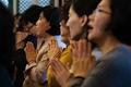 '수능 D-1' 두 손 모은 학부모들의 마음