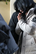 '간절한 엄마의 기도'