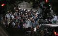 홍콩 시민들의 행진