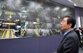 '녹색교통지역 5등급차량 운행제한' 첫 날 상황실 방문한 박원순 시장