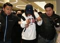 '불법 촬영 논란' 황급히 공항 빠져나가는 정준영