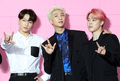 BTS 정국-RM-지민, 아미에게 보내는 사랑 눈빛