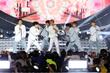 공연 펼치는 BTS