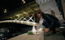 '헝가리 유람선 침몰사고' 슬픔에 잠긴 다뉴브강