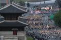 서울 도심 밝히는 연등행렬