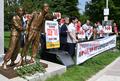 '일본 경제 침략 규탄'