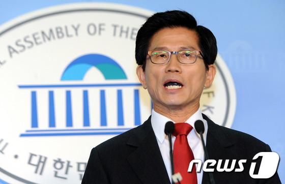 김문수 경기지사 '대선출마 공식선언'
