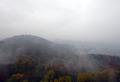 뿌옇게 가려진 서울 하늘