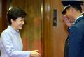 '창조경제를 서유럽에' 순방길 오른 박근혜 대통령