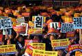 '종북타도, 국정원 사수'