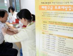 고령사회의 역습…노인성질환 폐렴 사망 급증