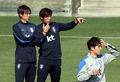 홍명보-김태영 '전략 논의?'