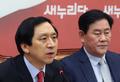 발언하는 김기현 정책위의장