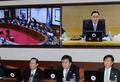 영상 국무회의 주재하는 정홍원 총리