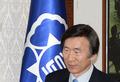 국무회의 참석하는 외교부 장관