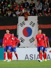 한국, FIFA 랭킹 69위로 2014년 마감