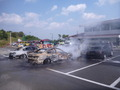 주차된 차량서 불…7대 불태워