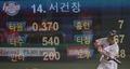 역대 최초 시즌 '200안타' 대기록 달성한 넥센 서건창