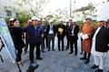 국립아시아문화전당 방문한 남아시아 6개국 장관들