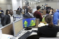 김해국제공항 '에볼라 바이러스를 차단하라'