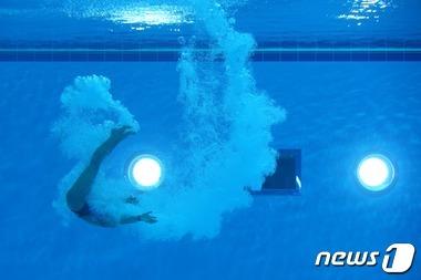 다이빙 '수중 환상'