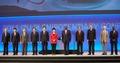 2014 ITU 전권회의 개회식 참석한 박근혜 대통령