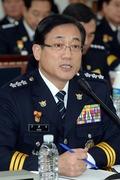 국감 답변하는 구은수 서울경찰청장