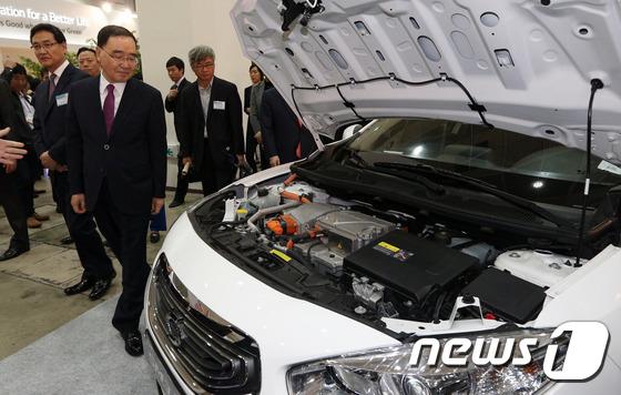 전기차 구입시 정부 보조금 최대 2300만원 지원