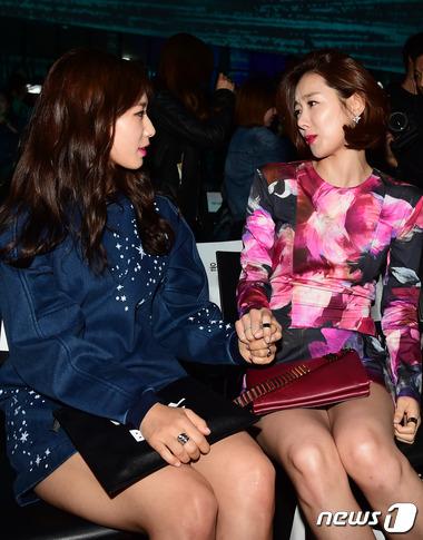 박신혜, (소)이현 언니 결혼하더니 더 예뻐졌어요~