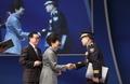 경찰의 날 기념식 참석한 박근혜 대통령