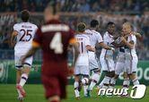 바이에른, 로마 상대로 7-1 대승…우승후보 입증