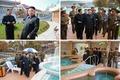 북한 김정은, 과학자휴양소 시찰