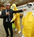 의협, 에볼라 치료진 감염대책 마련 촉구