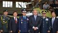 최차규 공군참모총장 '페루 KT-1P 납품식' 참석