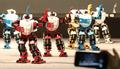 '다함께 로봇 춤을..'
