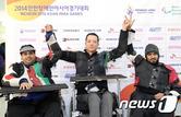 한국 순조로운 메달행진…효자 종목은 '론볼'