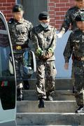 공판마친 총기난사 '임병장'