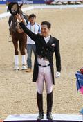 김동선 승마 前국가대표, 한화건설서 경영수업 받는 까닭은