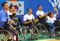 대한민국 휠체어 농구 선수단