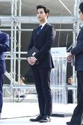 김수현, 남자들이 부러워 할 수트 패션