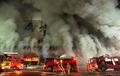 군포 대형물류센터 화재