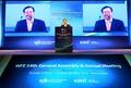 최경수 이사장 '2014 세계거래소연맹(WFE) 총회' 참석