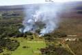 [사진]용암접근에 주민 대피 준비