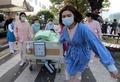 경찰병원 질산 유출, 환자 병실 밖으로 대피