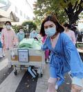 경찰병원 질산 유출, 환자들 긴급 대피