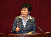 박 대통령, '글로벌 4H운동 비전 선포식'에 영상메시지