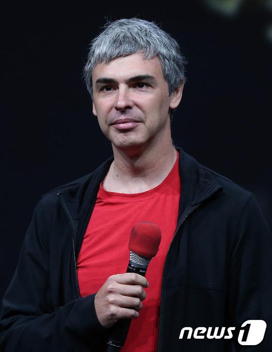 포춘 2014년 최고경영인 구글 래리 페이지 CEO