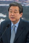 '창조경제 특별법' 공청회 참석한 김무성